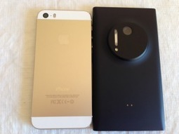 Apple iPhone 5S vs Nokia Lumia 1020 Quick Comparison Review - Business 2 Community | Marketing | Scoop.it