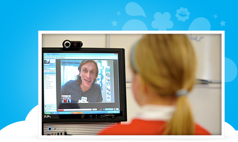Skype In The Classroom – Technology In Education ← Digital ... | Colleen Armstrong | Scoop.it