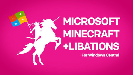 Microsoft, Minecraft, and Libations – Live Stream and ReCore Giveaway! | ANALYZING EDUCATIONAL TECHNOLOGY | Scoop.it