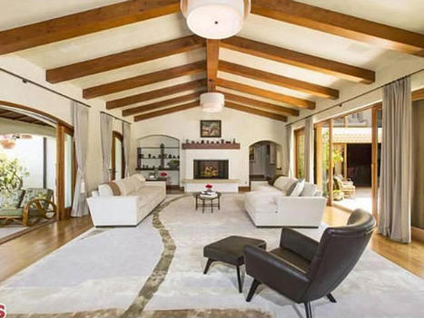 Tour Bruce Willis' Beverly Hills Mansion | Page 2 | Celebrity | HGTV FrontDoor | anything interesting | Scoop.it