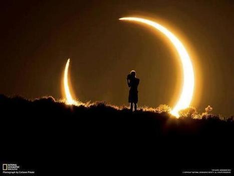 Twitter / planetepics: Annular Solar Eclipse. ... | Green | Scoop.it