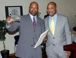 Jenkins, Waldorf martial arts leader, receives awards - So Md News | Tang Soo Do | Scoop.it