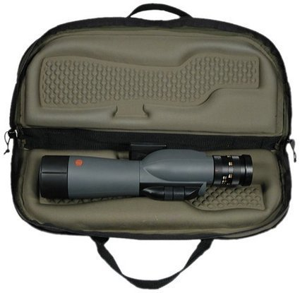 Snugfit Spotting Scope Case Fits Up To 80-mm (Camo) | Best Spotting Scopes Reviews | Scoop.it
