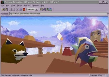 Avatar Teleport: Digital Space Traveler | Virtual Worlds | Scoop.it