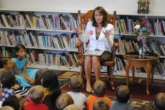 The Herald-News - State First Lady visits Dayton, pushes reading for students | Tennessee Libraries | Scoop.it