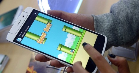 'Flappy Bird' Is Why We Can't Have Nice Things   Digital   Scoop.it