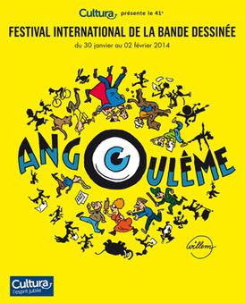 LGBT BD au Festival d'Angoulême 2014   Mauvais genre   Scoop.it