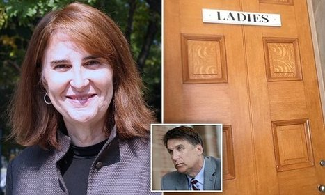 Transgender woman uses restroom In North Carolina governor's office | LGBT Times | Scoop.it