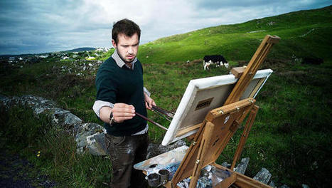 10 Daily Routines For Honing Your Creativity | Good News For A Change | Scoop.it