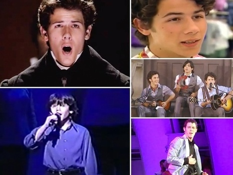 Broadway.com | Welcome, Nick Jonas! Five Must-See Video ... | Jonas Brothers Discovery | Scoop.it