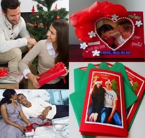 Homemade Christmas gifts for boyfriend to surprise   Art Craft    Homemade Christmas Gifts For Boyfriend