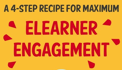 A 4-Step Recipe for Maximum eLearner Engagement | Pedalogica: educación y TIC | Scoop.it