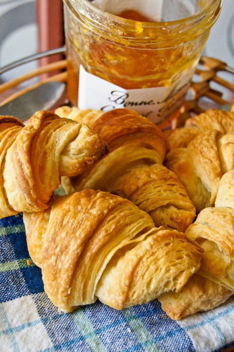 GCC: Croissant | Food for Foodies | Scoop.it