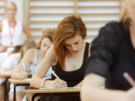 Schools are becoming 'exam factories' which don... | Digital school test | Scoop.it