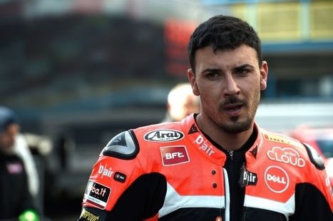 Giugliano aims 'to hit stride' at Imola after tricky start  | Ductalk Ducati News | Scoop.it