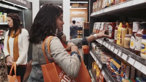 Amazon looks to make shoplifting legal with Amazon Go   Electrical Retailers   Scoop.it