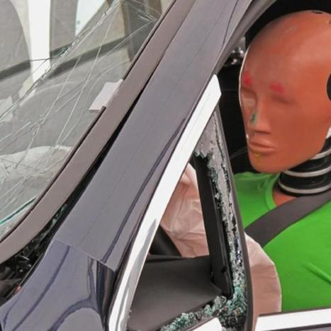 Teen Invents Concussion Detection Prototype for Car Accidents - Mashable - Mashable | School Nursing | Scoop.it