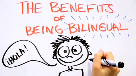 The Benefits of Being Bilingual | TMEnglish | Scoop.it