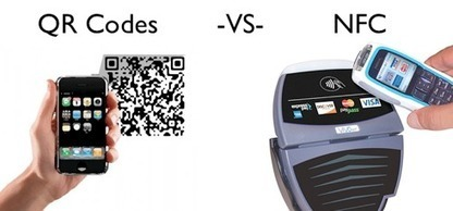 Will Your Nonprofit Pick QR Codes or NFC? | Mobile Web for NPO | Scoop.it