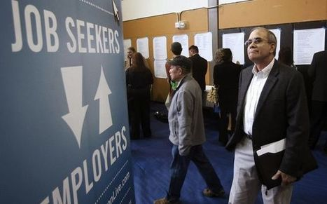 Unemployment Down, but Job Growth Still Crawling | SUPER USA | Scoop.it