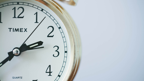 6 Time Management Tips to Boost Skills and Productivity - Tech Cocktail | Simple Time Management Tips | Scoop.it