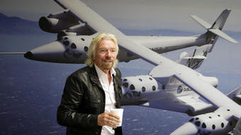 Virgin Galactic to accept bitcoin as payment for space flights - Los Angeles Times | Bitcoin Merchants | Scoop.it