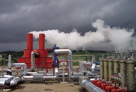La géothermie prend de l'ampleur en Ile-de-France | L'énergie en ... | Géothermie : une énergie peu exploitée ! | Scoop.it
