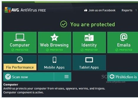 AVG AntiVirus Free 2014 - MuyComputer | Las TIC y la Educación | Scoop.it
