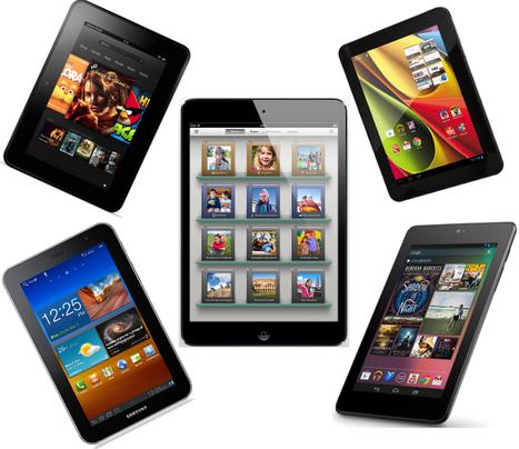 Tablettes : Android bientôt aux rênes du marché ?   Télécoms & IT pour les professionnels, TPE et PME.   Scoop.it