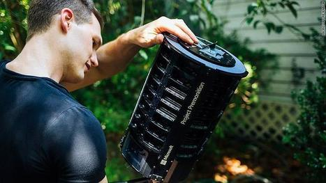 Microsoft is testing a new mosquito trap to fight Zika | CLOVER ENTERPRISES ''THE ENTERTAINMENT OF CHOICE'' | Scoop.it