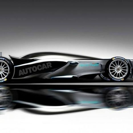 """Formula E to Hold Global Driverless """"RoboRace"""" Championship   Post-Sapiens, les êtres technologiques   Scoop.it"""