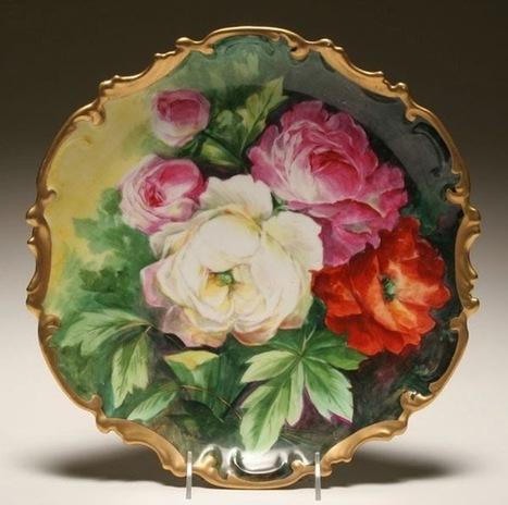 My Antique World: Antique Limoges porcelain | Antique world | Scoop.it