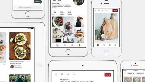 Pinterest launches featured collections as international growth soars | Pinterest | Scoop.it