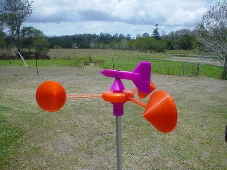 wind gauge | Printer-3D software | Scoop.it