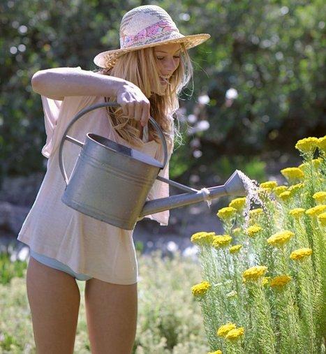 Cultiver son jardin pour lutter contre l'obésité - Cosmopolitan.fr | Forme physique 2 | Scoop.it