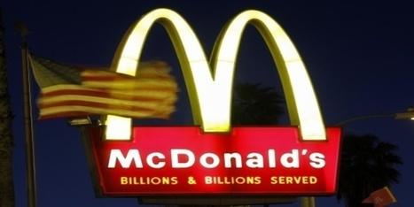 McDonald's pourrait doubler ses salaires sans perdre un centime   Indigné   Scoop.it