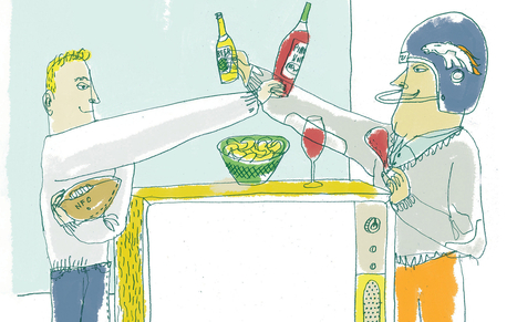 What wine or beer goes best with which food? - Minneapolis Star Tribune | refreshing | Scoop.it