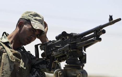 Un officier de police et 7 extrémistes tués dans le Sinaï | Égypt-actus | Scoop.it