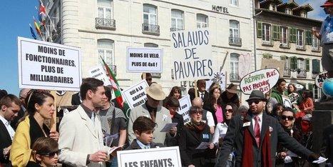 Bayonne : entre 1500 et 2200 manifestants dans le cortège du 1er mai | BABinfo Pays Basque | Scoop.it