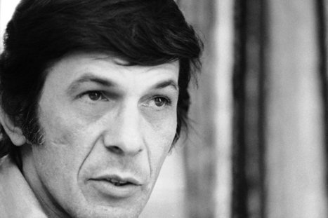 Leonard Nimoy, Spock of 'Star Trek,' Dies at 83 | Prozac Moments | Scoop.it