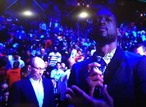 Twitter CEO Spotted On Live TV At The Slam-Dunk Contest | Digital-News on Scoop.it today | Scoop.it