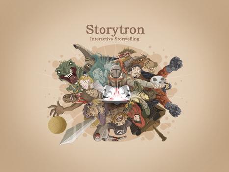 Storytron | Digital Storytelling | Scoop.it