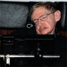 Chipmaker Races to Save Stephen Hawking's Speech as His Condition Deteriorates: Scientific American | Stretching our comfort zone | Scoop.it