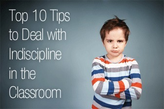 Top 10 Tips to Deal With Indiscipline in the Classroom | Banco de Aulas | Scoop.it