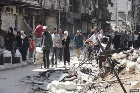 Syrian Crisis: Ceasefire Agreed for Yarmouk Refugee Camp - Share on Meebal.com | Worldwide News | Scoop.it