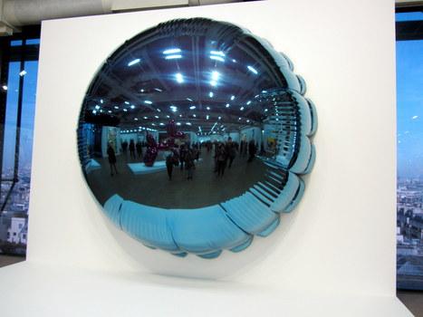 Jeff Koons: Blue moon | Art Installations, Sculpture, Contemporary Art | Scoop.it