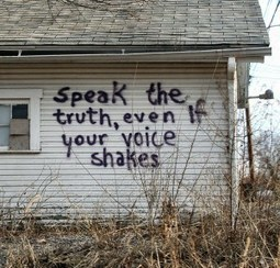 Why Speak the Truth? | Serendipitous Delight | Scoop.it