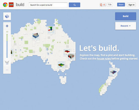 16 Inspiring Examples of Interactive Maps in Web Design | Inspiration | OpenMap | Scoop.it