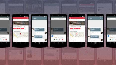 Google's Minor UI Update Is Solving The Biggest Problem On Smartphones Right Now   UXploration   Scoop.it
