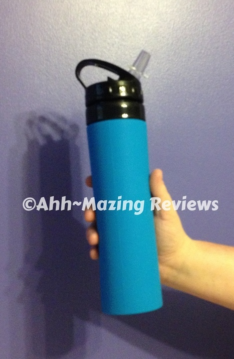 Smart Planet Eco SQUEEZ Silicone Water Bottle {Review & Giveaway - US Only} | sustainability topics | Scoop.it